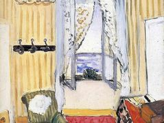 My Room at the Beau-Rivage – Henri Matisse