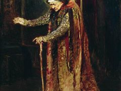 Nanny of Ivan the Terrible – Konstantin Makovsky