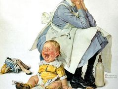 Nanny – Norman Rockwell
