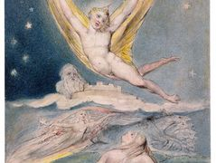 Night Startled by the Lark – William Blake