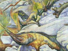 Not detected — Diego Rivera