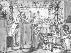 Industrious 'Prentice Performing Duties of Christian – William Hogarth