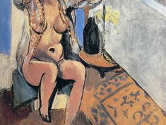 Nude, Spanish Carpet – Henri Matisse