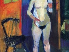 Nude with a White Towel – Henri Matisse