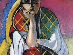 Odalisque with Gray Pants – Henri Matisse