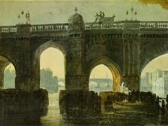 Old London Brige — William Turner