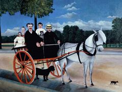 Old Man Junier's Trap  – Henri Rousseau