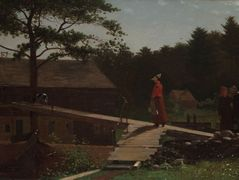 Old Mill (The Morning Bell) – Winslow Homer