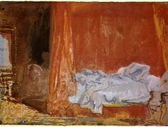 One bedroom — William Turner