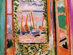 Open Window, Collioure – Henri Matisse