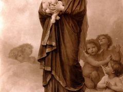 Our Lady of the Angels – William-Adolphe Bouguereau