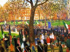 Parade – William James Glackens