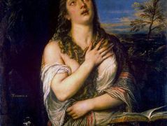 Penitent St. Mary Magdalene – Titian