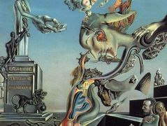 Playing in the Dark – Salvador Dali