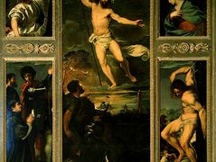Polyptych of the Resurrection — Titian