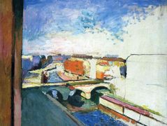 Pont Saint Michel in Paris – Henri Matisse