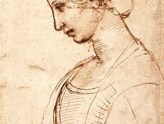 Portrait of a young woman   — Raphael