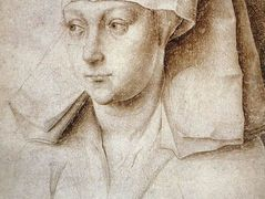 Portrait of a Young Woman – Rogier van der Weyden