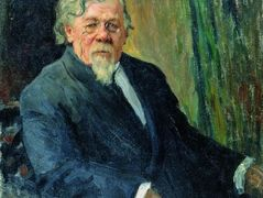 Portrait of Actor of Moscow Art Theatre – Nikolay Bogdanov-Belsky