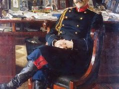 Portrait of Adjutant General P.P.Gesse – Nikolay Bogdanov-Belsky