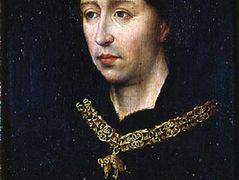 Portrait of Charles the Bold – Rogier van der Weyden