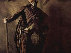 Portrait of Colonel Alasdair Mcdonnell of Glengarry – Henry Raeburn