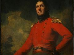 Portrait of Colonel Francis James Scott – Henry Raeburn