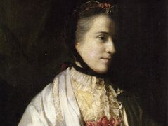 Portrait of Emma, Countess of Mount Edgcumbe – Joshua Reynolds