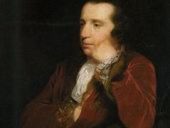 Portrait of George Colman, the Elder – Joshua Reynolds