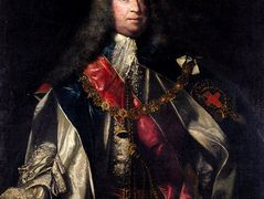 Portrait of Lionel Sackville, 1st Duke of Dorset – Joshua Reynolds