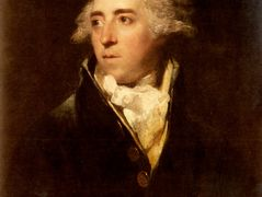 Portrait of Lord John Townshend – Joshua Reynolds