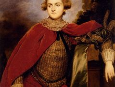 Portrait of Lord Robert Spencer – Joshua Reynolds