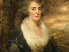 Portrait of Mrs. E. Bethune – Henry Raeburn