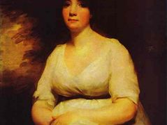 Portrait of Mrs. Kenneth Murchison – Henry Raeburn