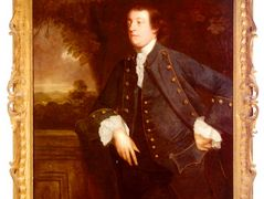 Portrait of Sir William Lowther, 3rd BT – Joshua Reynolds