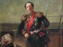 Portrait of the Count Nikolay Muravyov-Amursky – Konstantin Makovsky