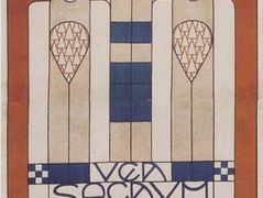 Poster for the XIII. Secession – Koloman Moser
