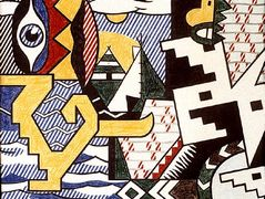 Pow Wow – Roy Lichtenstein