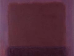 Purple Brown – Mark Rothko