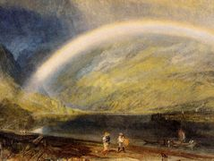 Rainbow — William Turner