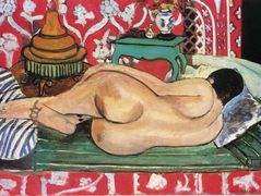 Reclining Nude, back  – Henri Matisse