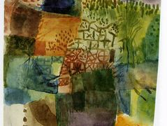Remembrance of a Garden – Paul Klee