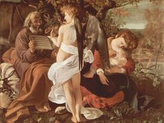 Rest on the Flight into Egypt – Caravaggio