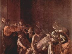 Resurrection of Lazarus – Caravaggio