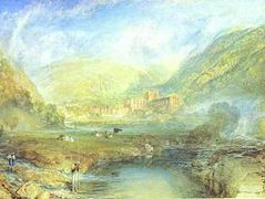 Rievaulx Abbey, Yorkshire – William Turner