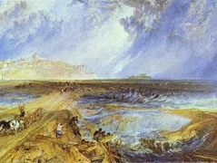 Rye, Sussex – William Turner
