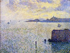 Four Bathers - Theo van Rysselberghe | AllPanters org