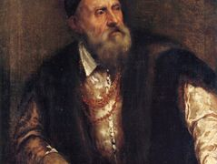 Self-portrait – Titian