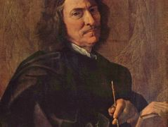 Self Portrait – Nicolas Poussin
