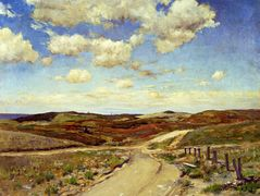 Shinnecock Hills  — William Merritt Chase